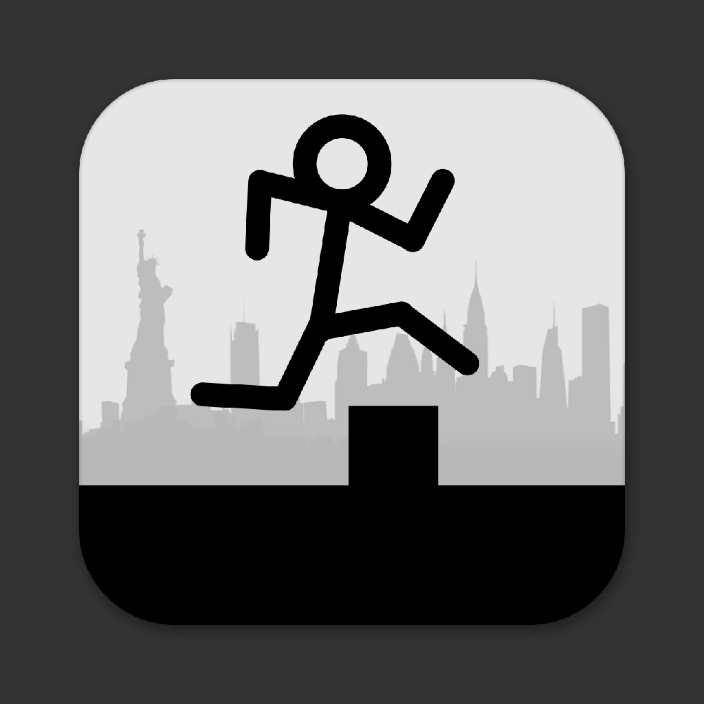 Doodle Line Runner - The New York Edition