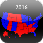 Election 2016 Map