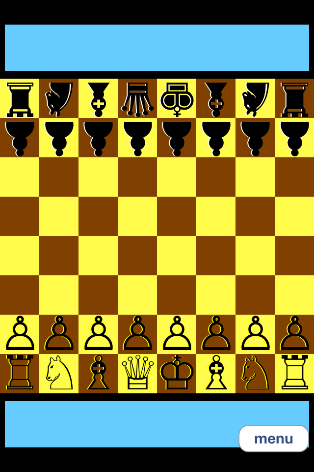 Screenshot Chess Table 2P