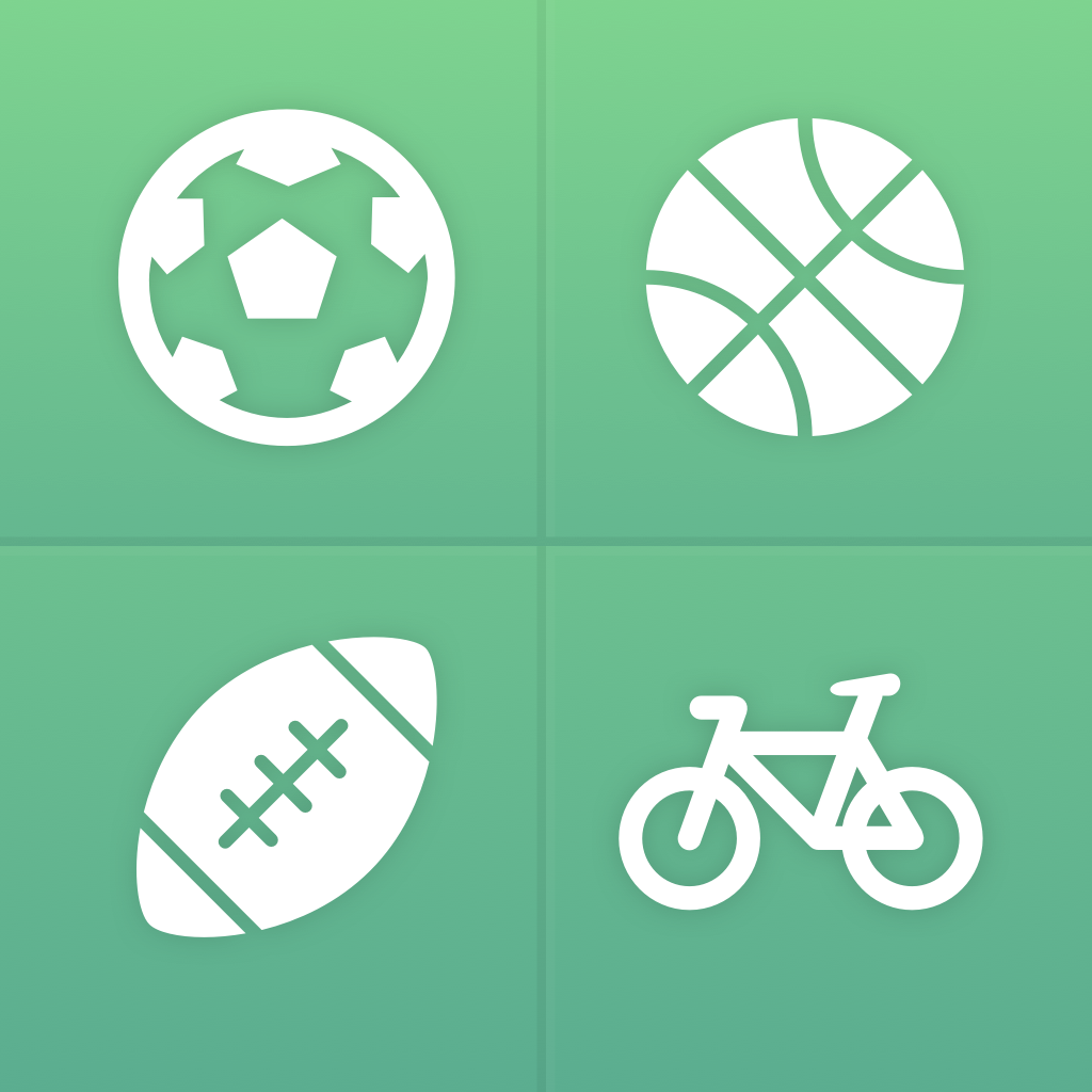 Sporty – Play Sports with People Nearby